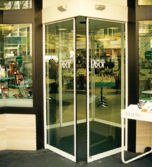 Slide porte automatiche scorrevoli ad angolo roma - Porte scorrevoli ad angolo ...