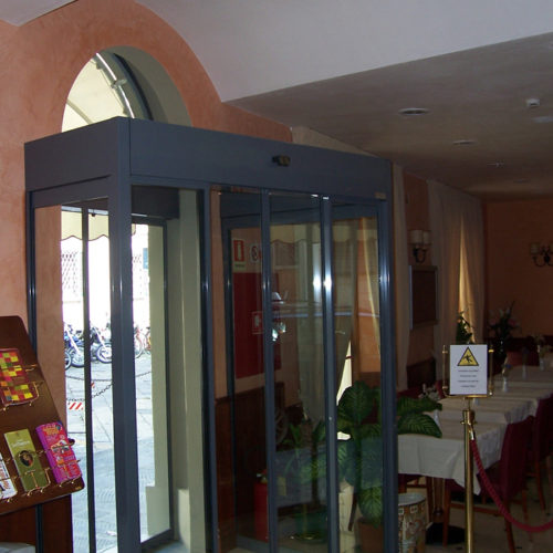 Porte Automatiche Scorrevoli Lineari