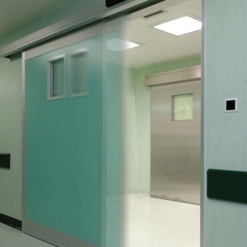 Porte Automatiche Ospedaliere