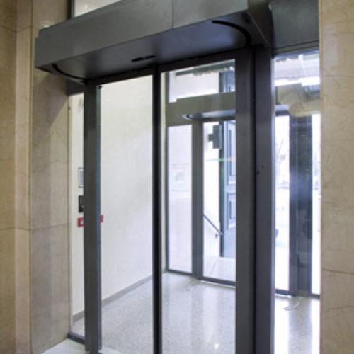 Porte Automatiche Rototraslanti